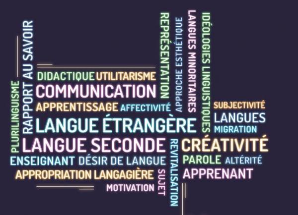 Désir de langues, subjectivité et rapports au savoir : les...