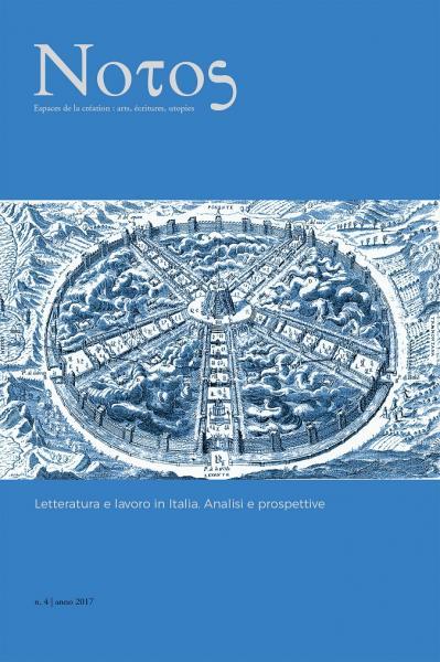 Letteratura e lavoro in Italia. Analisi e prospettive